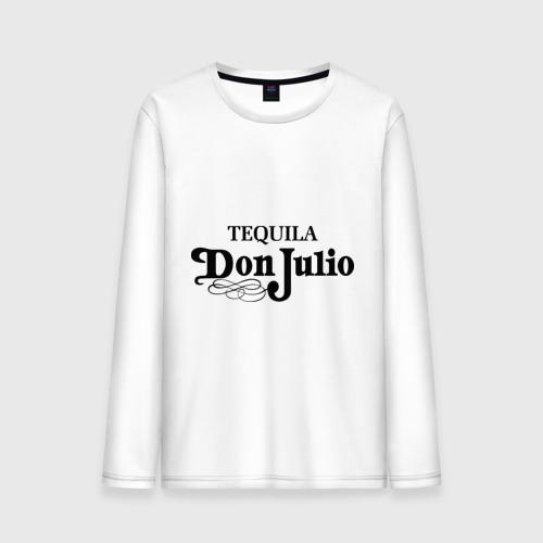 Мужской лонгслив хлопок Tequila don julio