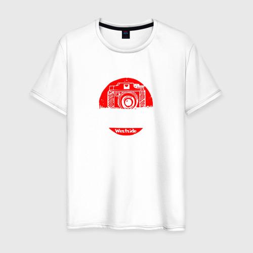 Мужская футболка хлопок Journalism
